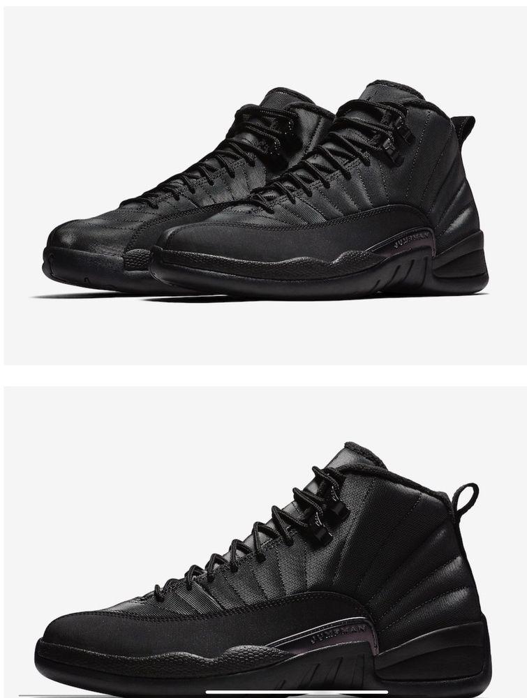 reputable site f9774 5be07 Nike Air Jordan 12 Retro Winterized 12s #fashion #clothing ...