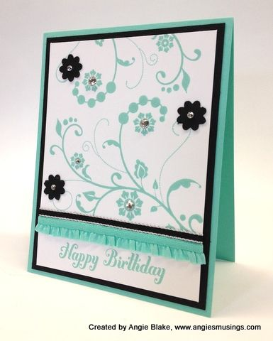 IMG_9725-001 Stampin' Up! card from Mary Fish's blog at Stampin' Pretty. Flourishes.