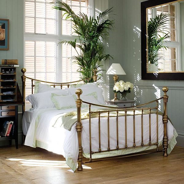 Best The Beauty Of Brass And Nickel Plate Beds Home Bedroom 400 x 300
