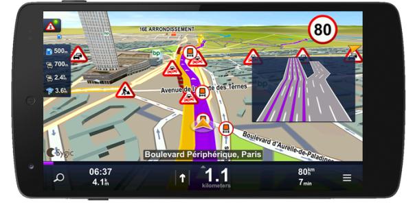 Download Sygic Truck GPS Navigation v13 6 1 Build 90