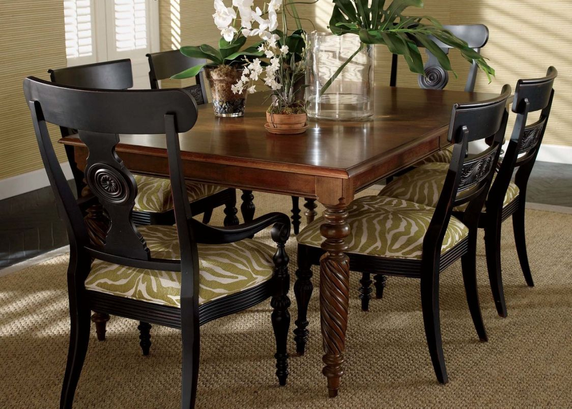 Ethan Allen British Classics Dining Room Set Best Paint For Wood