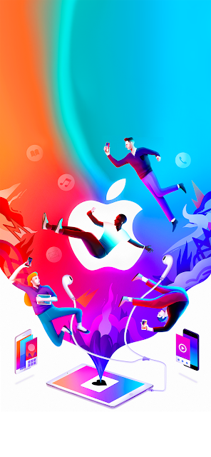 مجموعة خلفيات ايفون عالية الجودة و ألوان راقية Abstract Full Hd Wallpapers Hd Wallpaper Wallpaper Apple Iphone