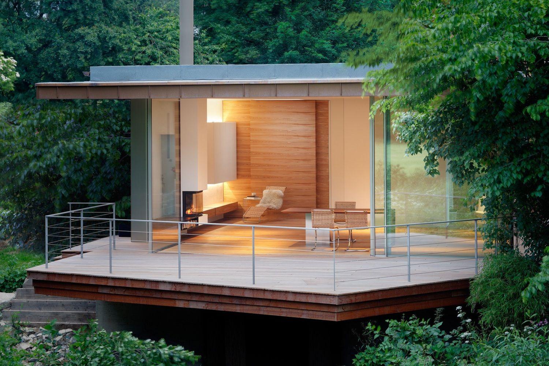 Casa Rheder   projetada pelo escritório de arquitetura de interiores baseada em Düsseldorf, Falkenberg Innenarchitektur