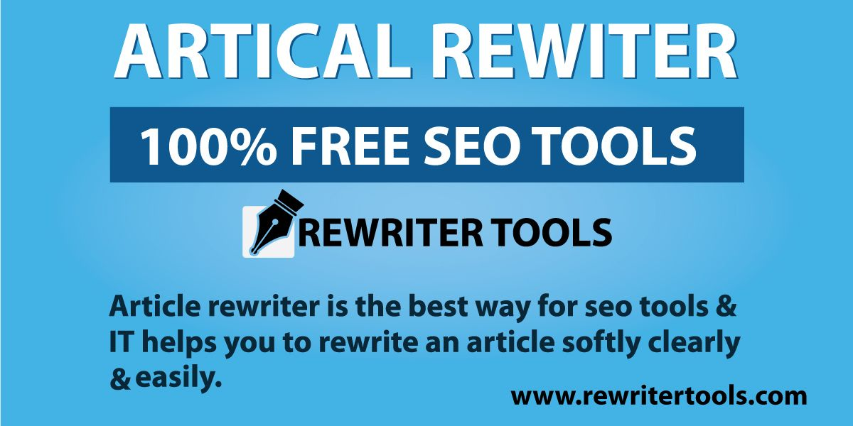 Article Rewrite Rmost Effective And Robust Text Or Rewriting Tool Those Are 100 Free Check Out Our Parap Seo Checking Tools English Paraphrase Generator