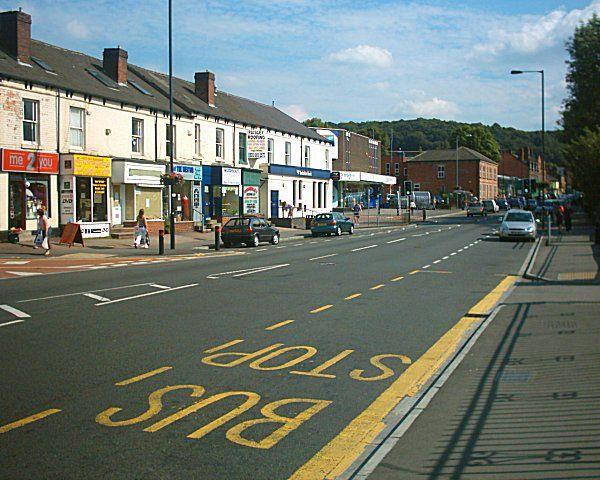 Woodseats, Sheffield.  Where I live.  Love it.