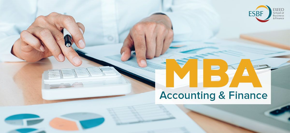 Scope Of Mba In Accounting And Finance Accounting And Finance Finance Accounting Programs