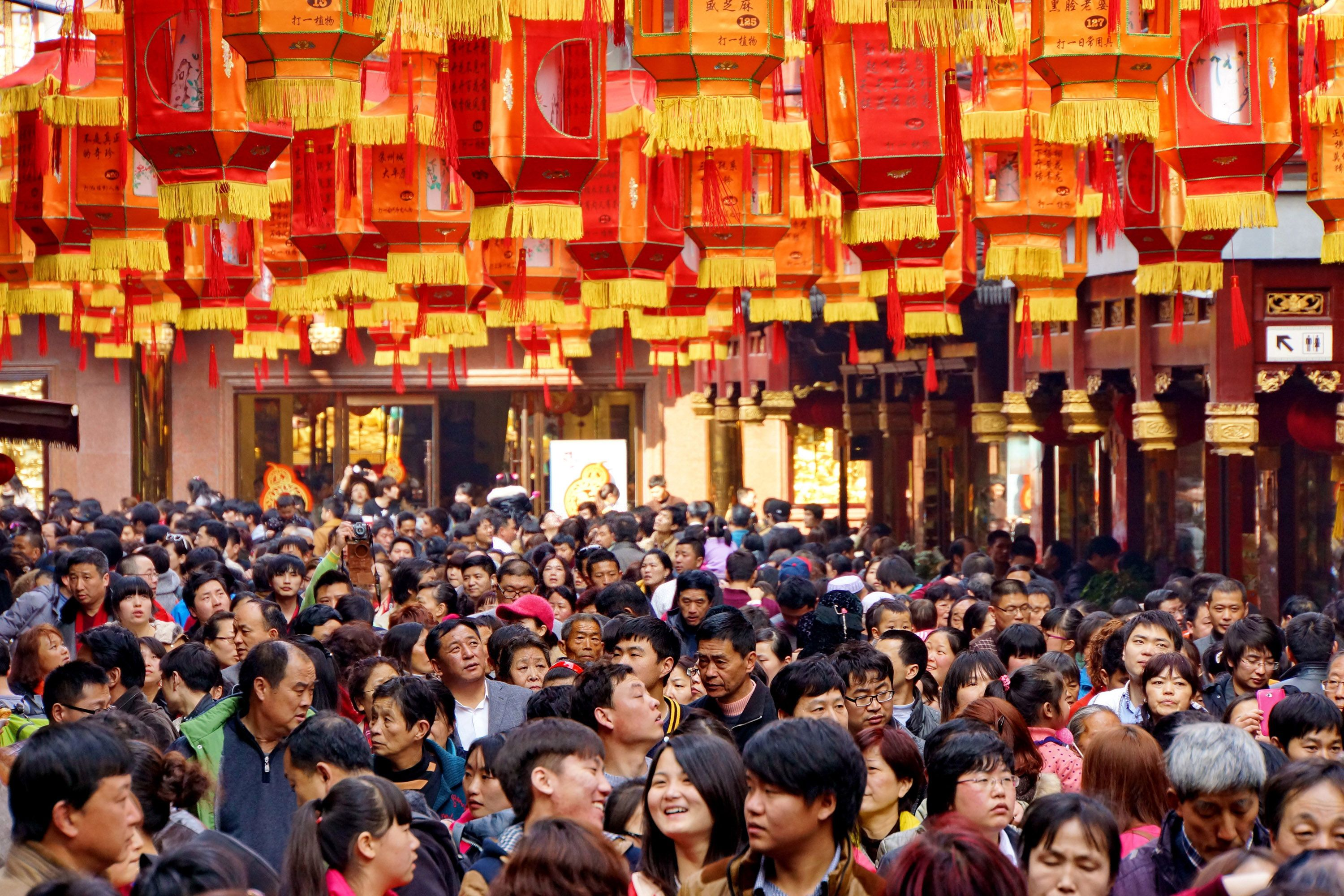 Image result for Shanghai people