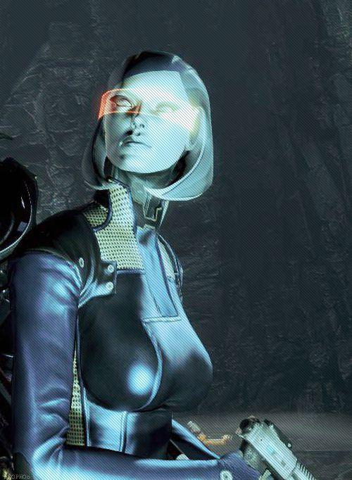 Mass Effect - EDI.____©____!!!!