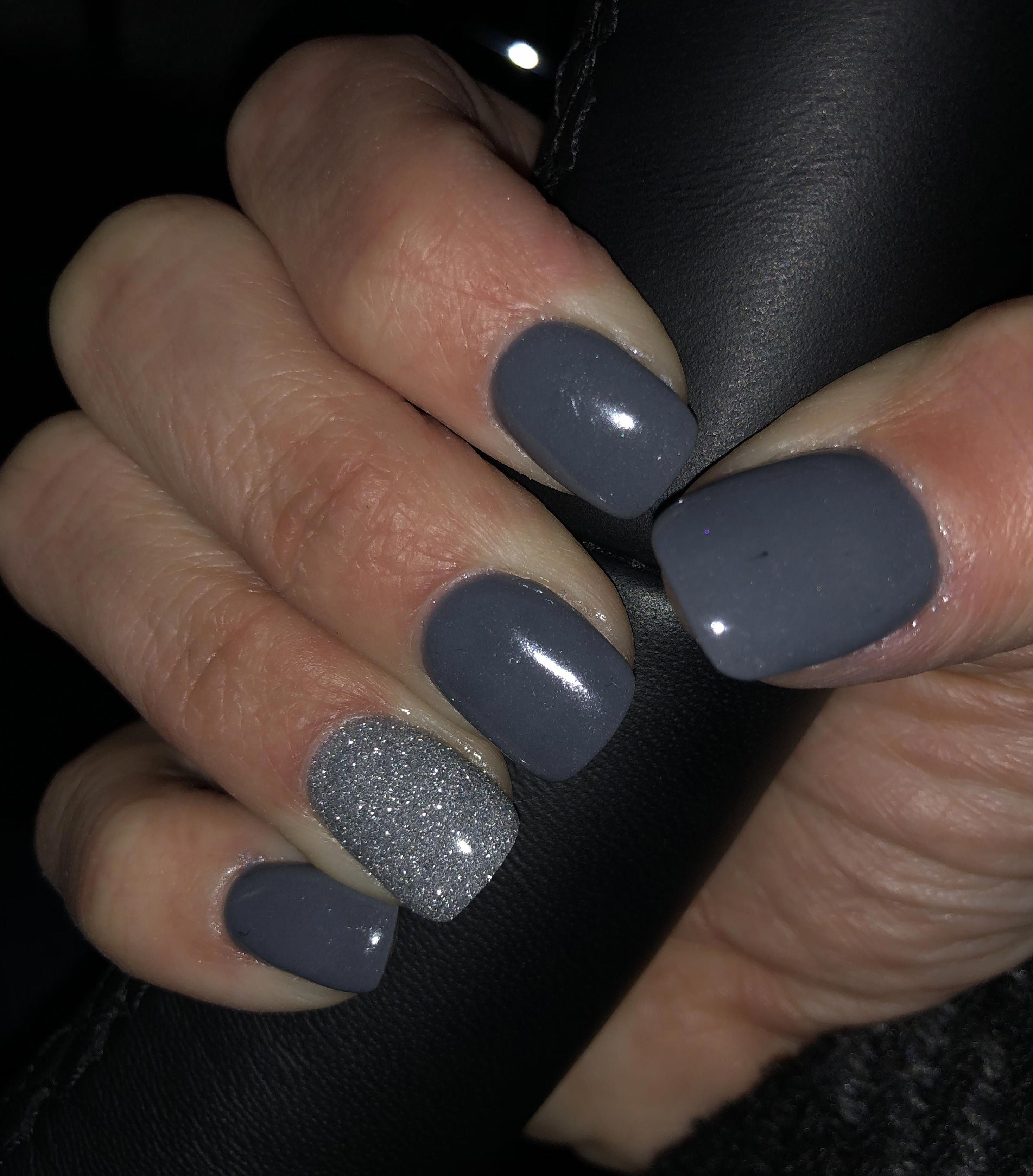 80 Ideas To Create The Best Halloween Nail Decoration With Images Dipped Nails Nail Dipping Powder Colors Powder Nails