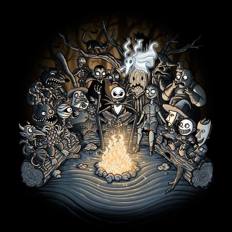Pin by Yarimar Lebron on ART Tales of halloween