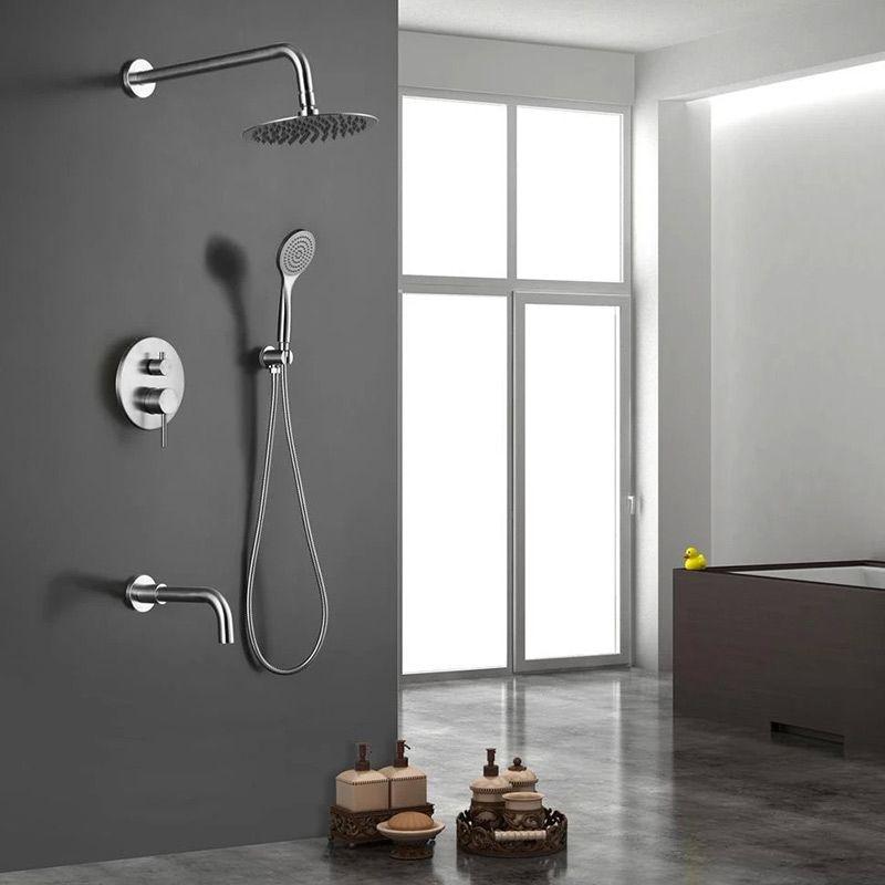 pack robinetterie mitigeur bain douche