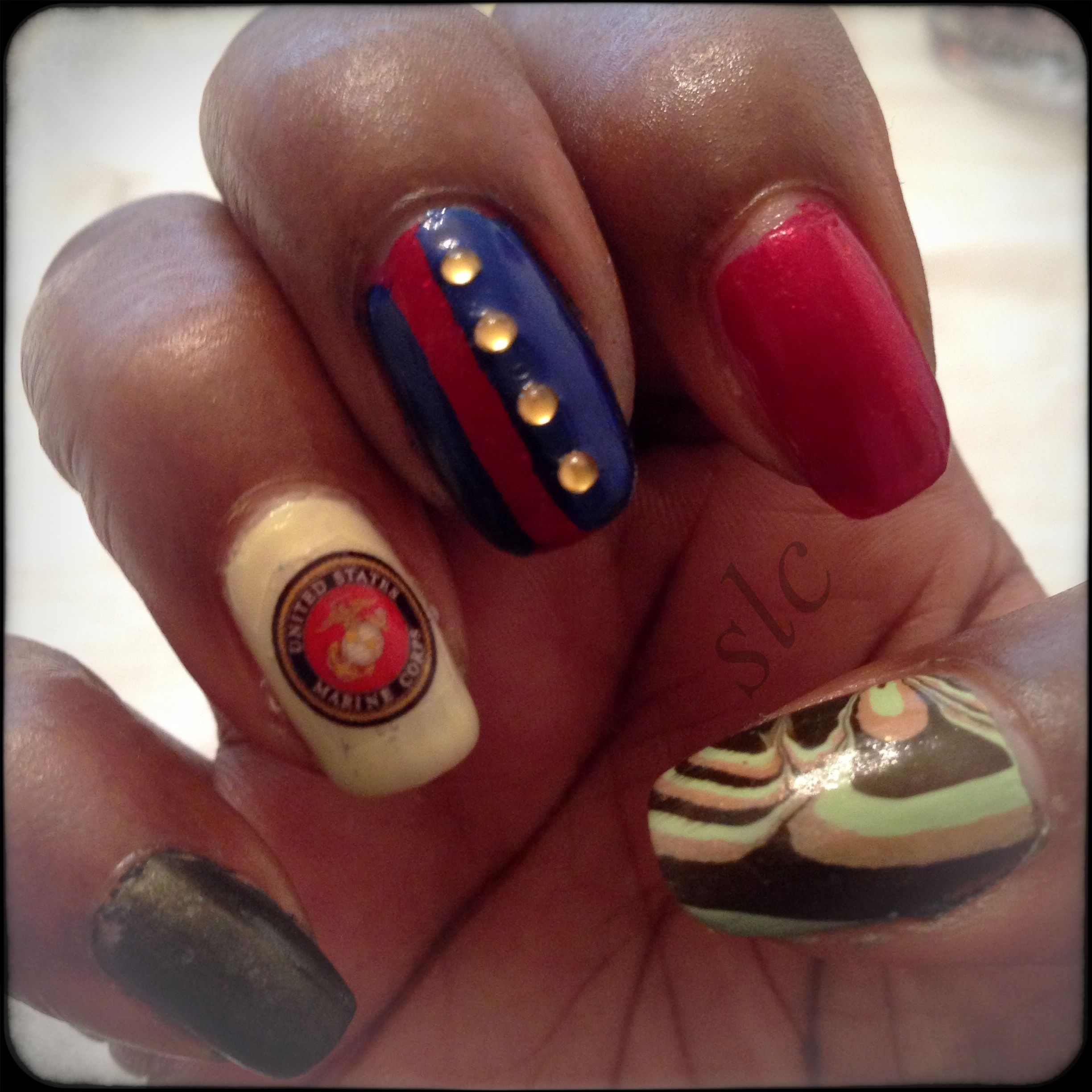 Marine corps brat nails wishing all marines a happy 238th marine corps brat nails wishing all marines a happy 238th birthday prinsesfo Gallery