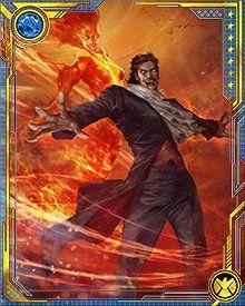 Wyngarde was one of the founding members of the Brotherhood of Evil Mutants. He…