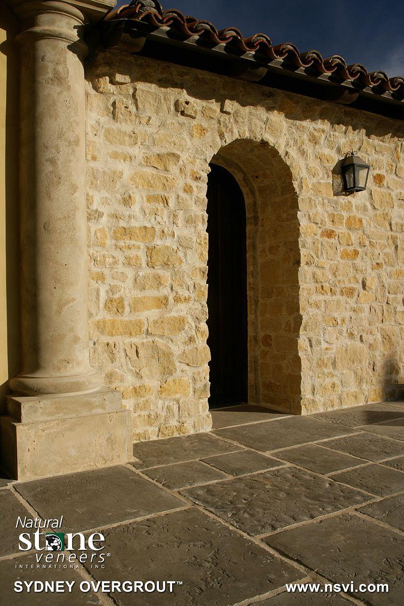 Sydney Overgrout - Terrific Tuscan | Natual Stone Veneers Inc ...