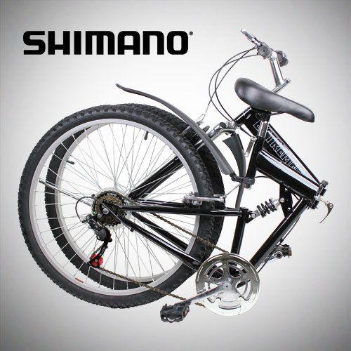 Adult Folding Bikes New 26 Folding Mountain Bike