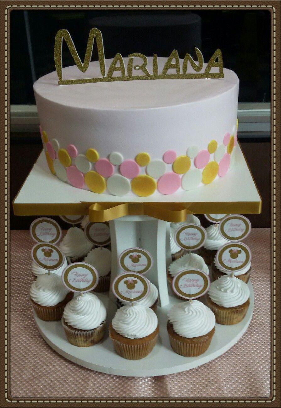 $12 Nombre para pastel, 12 wrappers y toppers para cupcakes ...