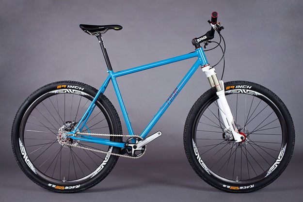 Pereira Cycles Jeff Bates Racer Best Mountain Bikes Bike Bicycle