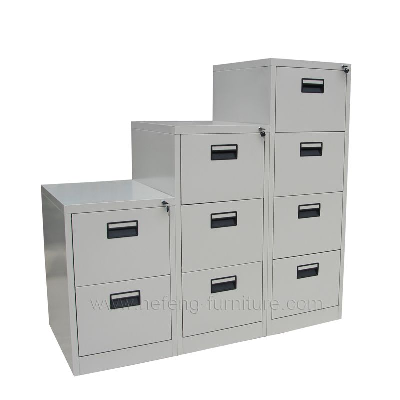 Vertical Filing Cabinets Metal Supplied By Hefeng Furniture Are Ideal For Office