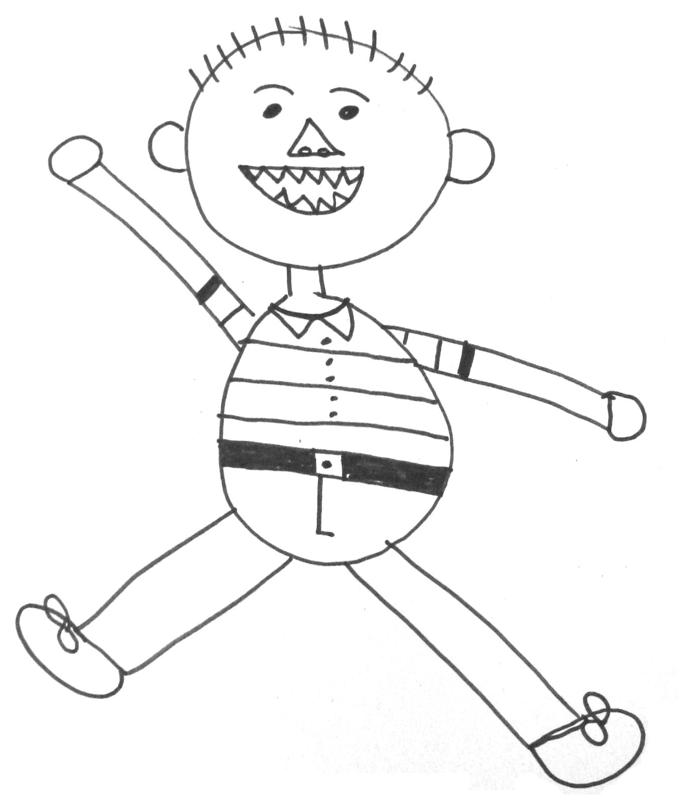 no david coloring page youtuf com