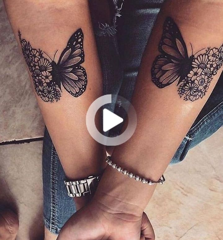 Photo of For women half butterfly tattoo- Für Frauen Halbes Schmetterling Tattoo for women half butterfly