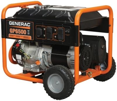 Generac Gp6500 Gp 6500 5940 Portable Power Generator 6 5 Kw 49 State The Generac Gp 6500 I Portable Generator Best Portable Generator Portable Power Generator