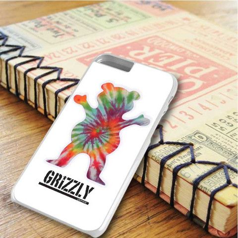 Grizzly Bear Tie Dye iPhone 6 Plus|iPhone 6S Plus Case