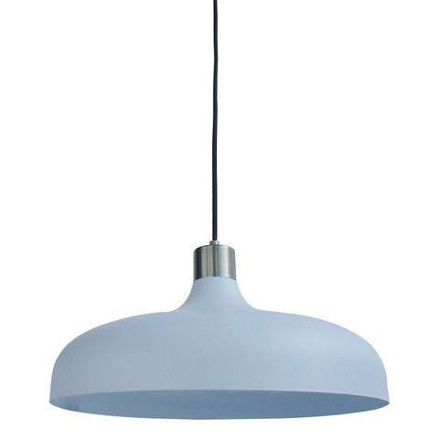 $56.99 Ceiling Light Pendant White - Threshold™
