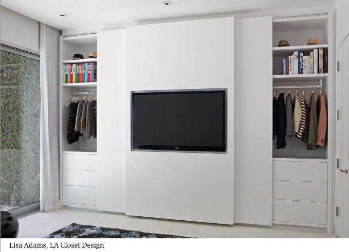 Con tele!!! | Puertas, armarios y vinilos | Pinterest | Puertas ...