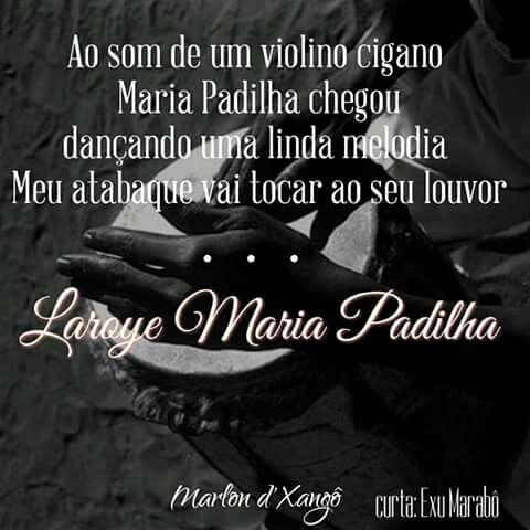 Maria Padilha Traz Paz E Amor Orixas Spirituality Spiritual