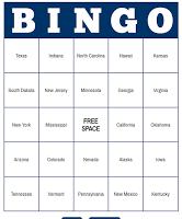 Quickly Create Bingo Boards In Google Sheets Free Technology For Teachers Bingo Board Bingo Template Blank Bingo Board