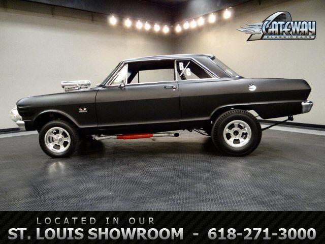 1962 Chevrolet Nova Gasser