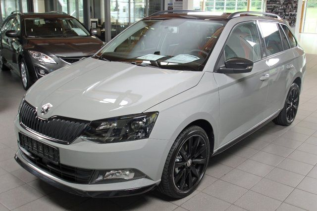 skoda fabia combi 1 2 tsi monte carlo cars pinterest. Black Bedroom Furniture Sets. Home Design Ideas