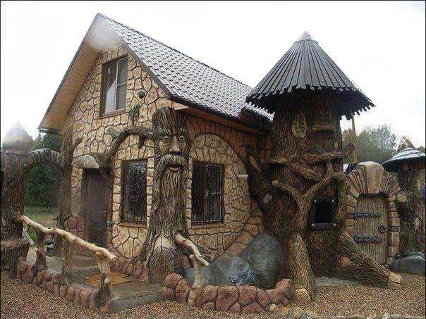 Creative Houses | Creative House Design »  Creative_house_home_sculpture_art_design