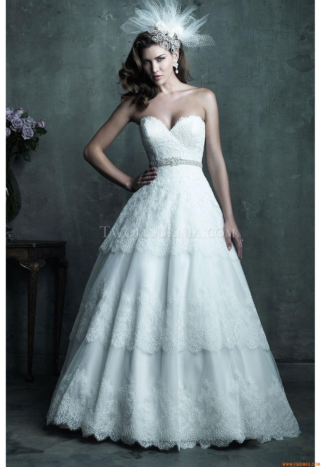 Vestidos de noiva Allure C285 Couture 2014 | vestidos de noiva ...