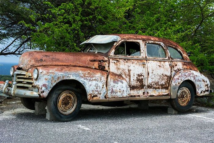 How To Get Rid Of A Junk Car With Images Classic Car