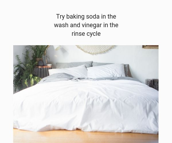 How To Get Yellowed Sheets White Again