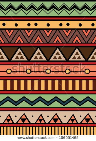 southwestern aztec wallpaper - photo #17