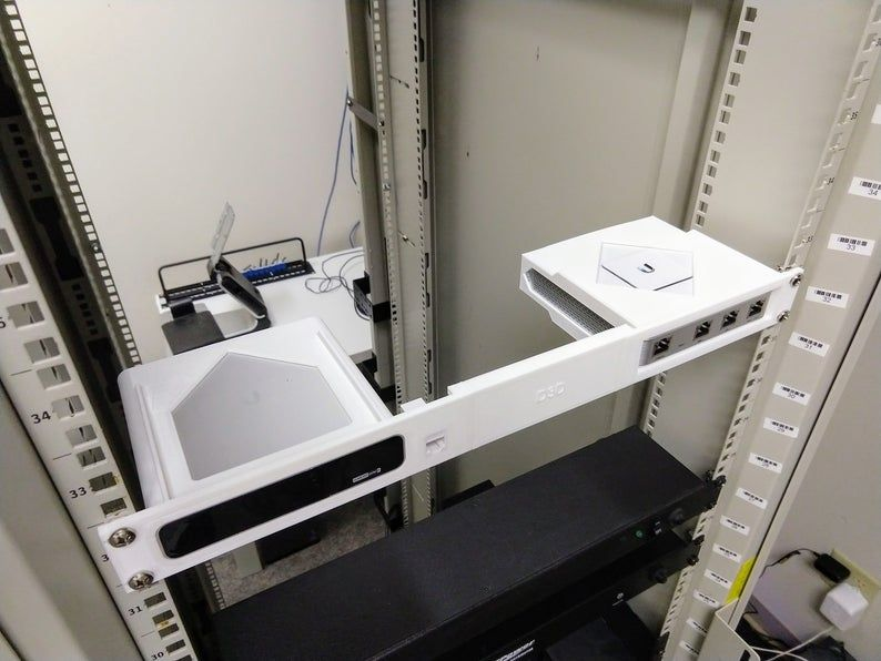 Ubiquiti Unifi Rack Combo Kit Gen2 Plus Cloud Key Security Gateway Combo Kit Rack Combo