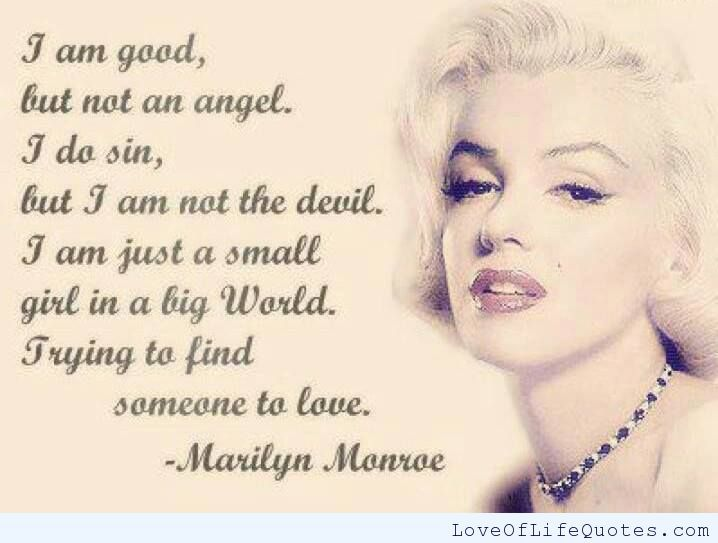 Top 10 Marilyn Monroe Quotes