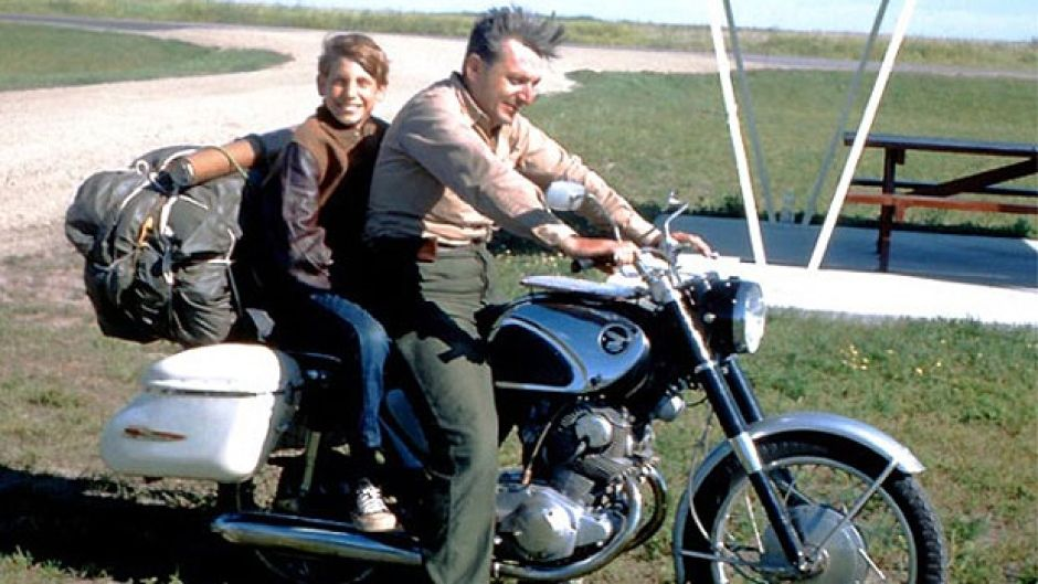 The Motorcycle is Yourself Revisiting 'Zen and the Art of