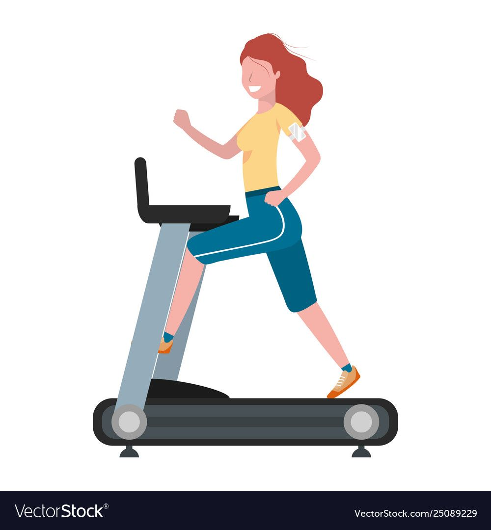 Fitness Exercise Cartoon Royalty Free Vector Image Affiliate Cartoon Exercise Fitness Royalty Vector Free Graphic Design Tutorials Design Tutorials