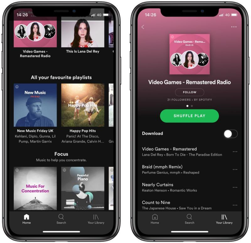 Spotify To Release New Updates For Siri Support In iOS 13
