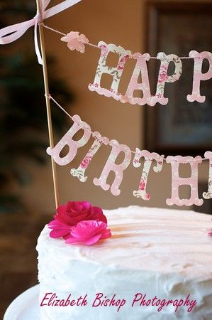 cake banner happy birthday for bella homemade birthdays and happy on cake happy birthday banner