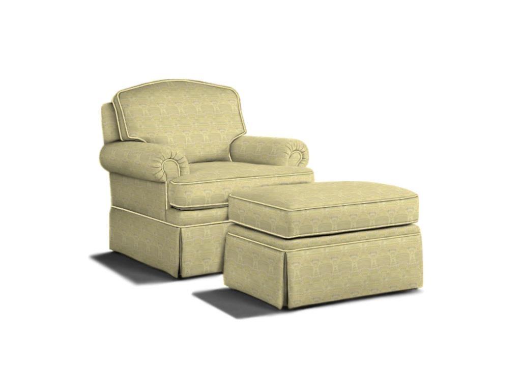 Sherrill (Spokane Only) Living Room Arm Chair 1381   Ennis Fine Furniture    Boise