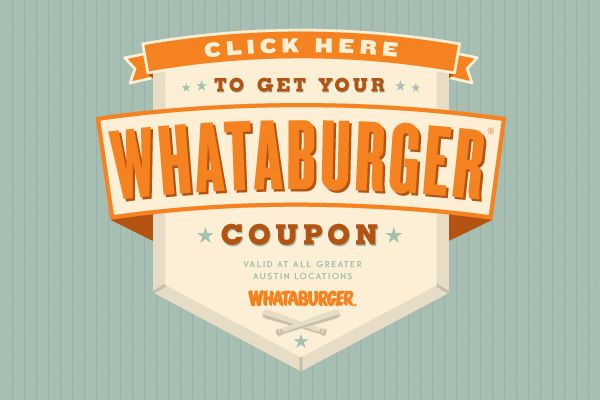 image about Whataburger Printable Coupons identify Whataburger Coupon: Invest in Currently and Attempt 4 Jalapeño and