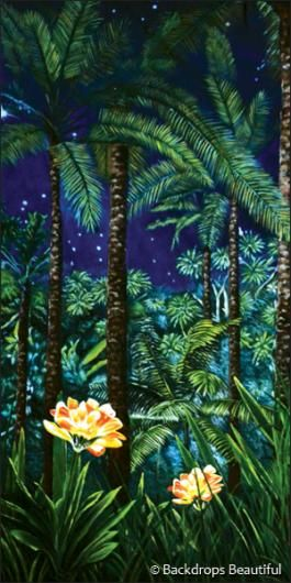 bring your production to life with our jungle backdrops jungle