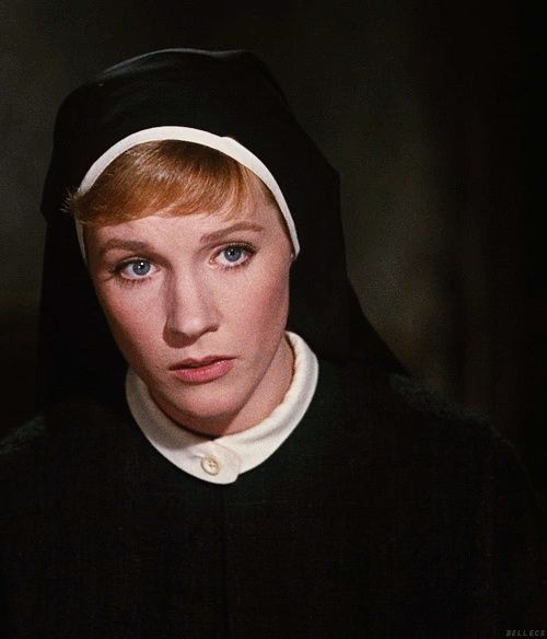 Julie Andrews The Sound Of Music Sound Of Music Movie Sound Of Music Costumes Sound Of Music