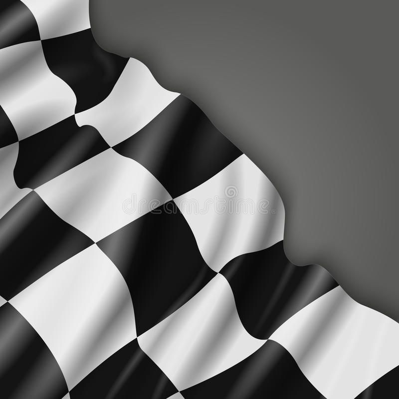 Abstract Vector Background With Checkered Racing Flag Vector Illustration In 2020 Vector Background Abstract Backgrounds Abstract