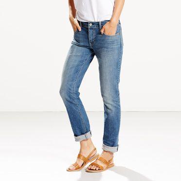 relaxed fit jeans for women - Jean Yu Beauty