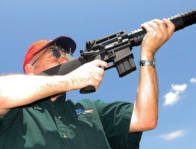 "Crosman's MAR177 was a real breakthrough when it was introduced in 2012. Read about it in this new online article, which was originally printed in ""Shotgun News"" in 2012:  http://www.thegodfatherofairguns.com/ar-on-air-crosman-mar177.html"